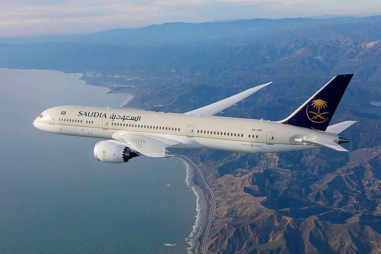 Билеты авиакомпании Saudia